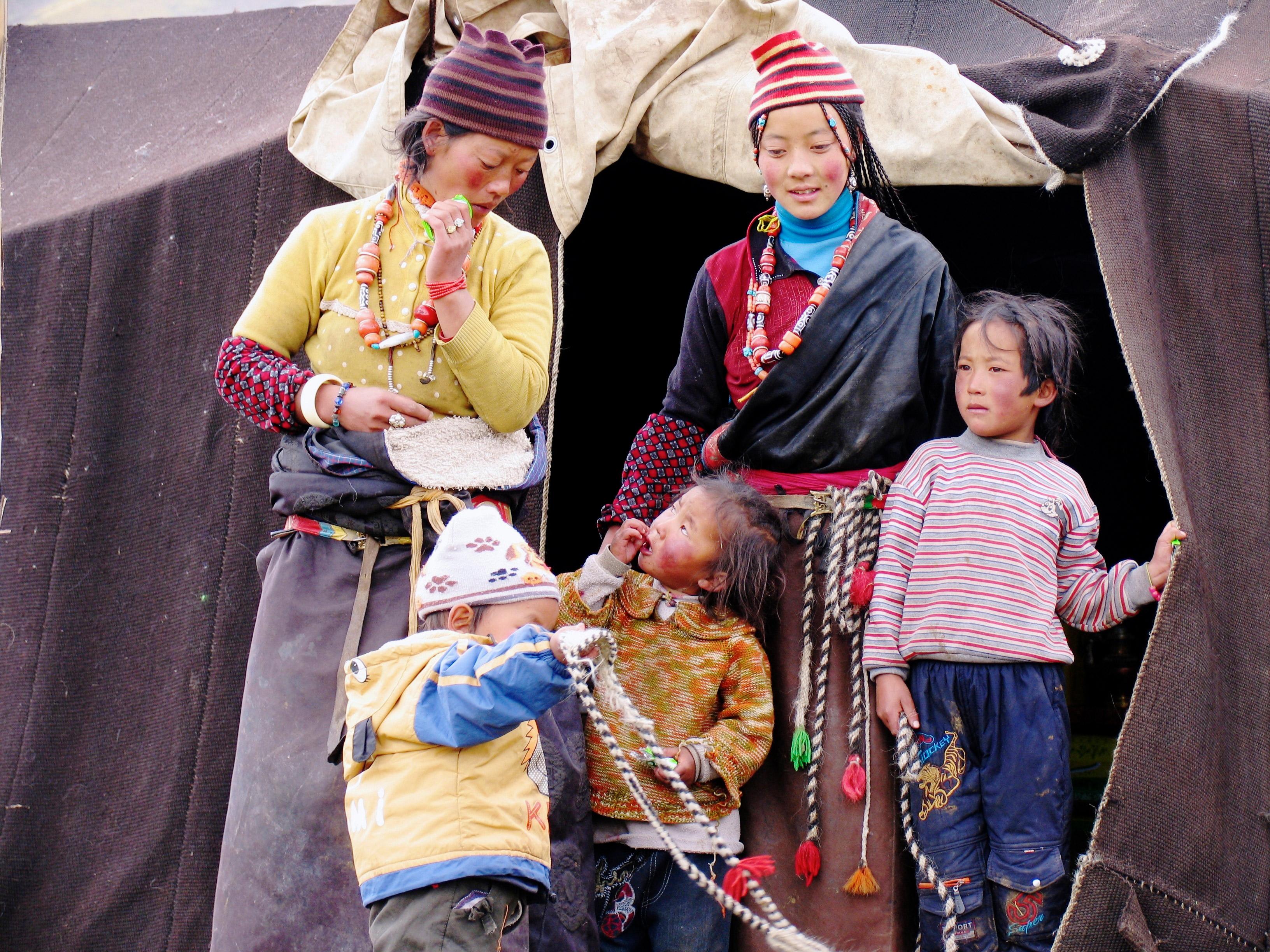Nomadi_Tibet