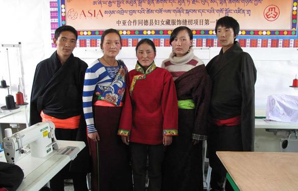 microimpresa_femminile_Tongde_Tibet