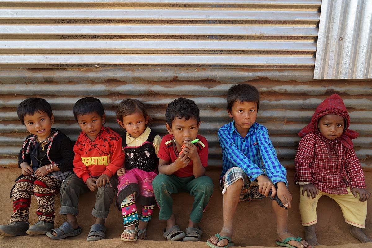 Nepal_bambini_scuola_ASIAOnlus